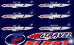 PMDG B738W Fleet Travel Service (repaint) FS2004