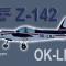 PWDT Zlín Z-142 OK-LNJ (repaint) FSX