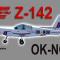 PWDT Zlín Z-142 OK-NOK (repaint) FSX