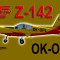 PWDT Zlín Z-142 OK-OPL (repaint) FSX