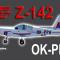 PWDT Zlín Z-142 OK-PPA (repaint) FSX