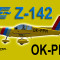 PWDT Zlín Z-142 OK-PPM (repaint) FSX
