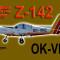 PWDT Zlín Z-142 OK-VNC (repaint) FSX