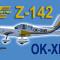PWDT Zlín Z-142 OK-XNB (repaint) FSX
