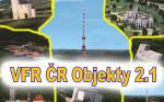 VFR ČR Objekty v2.1 FS2004