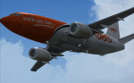 Wilco PIC 733 Classic TNT Airways (Cargo) OO-TNA (repaint) FS2004