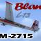 A1R Design Bureau - Blanik L-13 OM-2715 (repaint) FSX