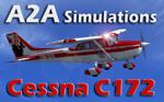 A2A Simulations C172 OM-SIS (repaint) FSX