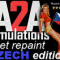 A2A Simulations C172 fleet czech edition (repaint) FSX