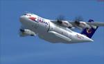 Wilco Airbus A400 Travel Service (fiktivní repaint)
