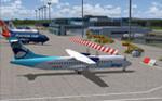 ATR72-500 Danube Wings (repaint) FS2004