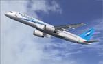 Captain Sim B757-200 Air Slovakia OM-ASA (repaint) FSX