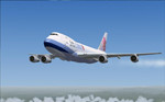 CLS B742 200M PW China Airlines Cargo (repaint) FS2004