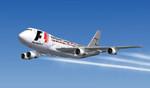 CLS B742 200M PW F1 Transport Cargo (fiktivní repaint) FS2004