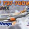 iFly B737-700W SmartWings OK-SWX (repaint) FS2004