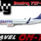 iFly B737-800W Travel Service OM-TVS (repaint) FS2004