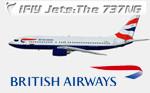 iFly B737-800 British Airways G-OXLA (repaint) FS2004