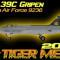Alphasim/Jas 39C Gripen CEF 9236 (Tiger Meet 16 repaint) FS2004