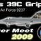 Alphasim/Jas 39C Gripen CEF 9237 (Tiger Meet 09 repaint) FS2004 / FSX
