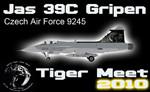 Alphasim/Jas 39C Gripen CEF 9245 (Tiger Meet 2010 repaint) FS2004 / FSX