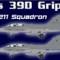 Alphasim/Jas 39D Gripen CEF 2010 (repaint) FS2004