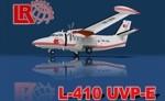 PWDT L-410 UVP-E LR Airlines OK-LRA (repaint) FS2004