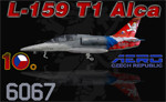 DB L-159B (T1) CEF 6067 (repaint) FS2004