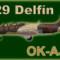 L-29 Delfín Blue Sky Service OK-AJW (repaint) FS200 / FSX