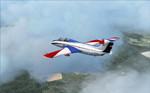 L29 Delfín OK-SZA Akrobat (repaint) FS2004 / FSX