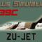 Lotus Simulations L-39C Albatros ZU-JET (repaint) FSX/FSX-SE/P3D