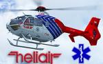 ND Eurocopter EC135 HeliAir OE-XVH (repaint) FSX/FSX-SE/P3D
