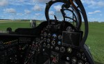 "ND Mil Mi-24V ""Hind"" Black panel texture (FSX)"