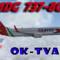 PMDG 738W Travel Service OK-TVA (repaint) FS2004