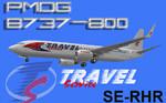 PMDG 738W Travel Service SE-RHR (repaint) FS2004