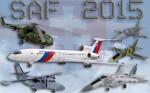 Slovak Air Force 2015 AI Traffic FS2004 / FSX