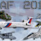 Slovak Air Force 2015 AI Traffic FS2004 / FSX