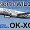 50North/Wilco B735 CSA Sky Team OK-XGE (repaint) FS2004
