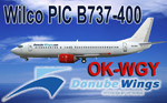 Wilco PIC 734 Classic Danube Wings OK-WGY (repaint) FS2004