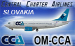 Wilco PIC 733 Central Charter Airlines OM-CCA (repaint) FS2004