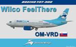Wilco PIC 733 Danube Wings OM-VRD (repaint) FS2004