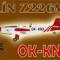 Zlín Z-226 MS OK-KNX (repaint) FS2004 / FSX