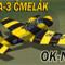 Z37A-3C Čmelák OK-NJD (repaint) FS2004 / FSX
