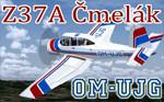 Z37A Čmelák OM-UJG (repaint) FS2004