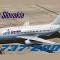 Milviz 737-200 Air Slovakia OM-RAN (repaint) FSX